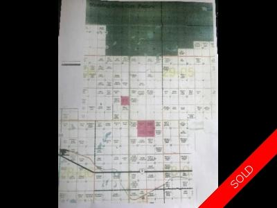 Special Areas 3 Rural Land/ Vacant Lot for sale:    (Listed 2018-10-19)
